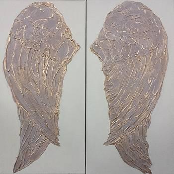 Angel Wings 2 by Judy Jones