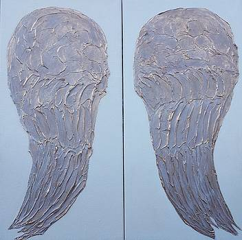Angel Wings by Judy Jones