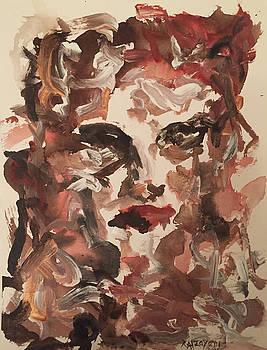 Angela II by Khalid Alzayani