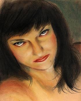 Angela by Sheila Tajima