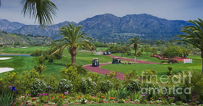 David Zanzinger - Angeles National Golf Course
