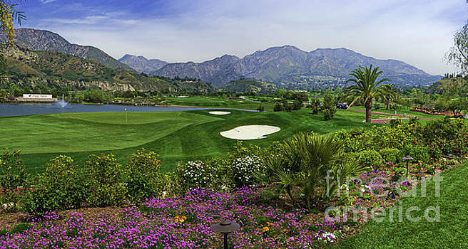 David Zanzinger - Angeles National Golf Course Los Angeles