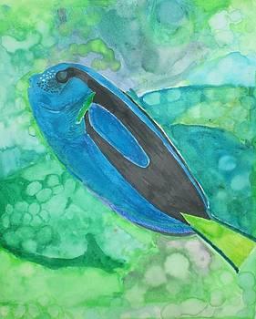 Angelfish by Ramon Bendita