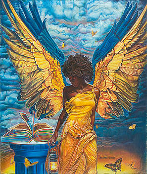 Angelic Guidance by Buena Johnson