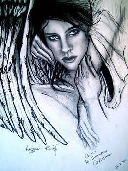 Angelic Relief by Unnamed Soul