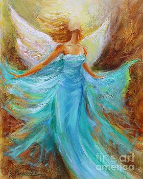 Angelic Rising by Jennifer Beaudet