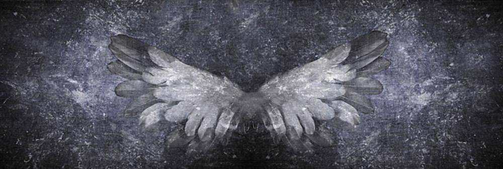 Angelic Visitation by Andrea Kollo