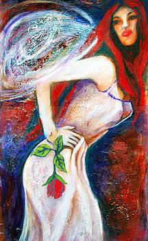 Angelica by Claudia Fuenzalida Johns
