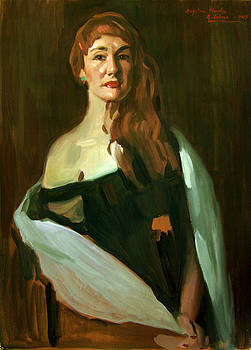 Angelica Morales by Alejandro Cabeza