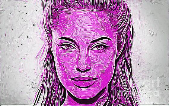 Angelina by Ivan Gomez