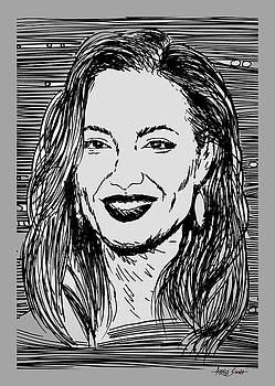 ARTIST SINGH - Angelina Jolie