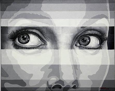 Angelina's Eyes by Matthew Martelli