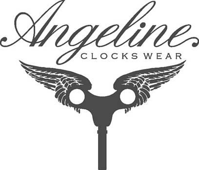 Angeline Clocks Logo by Matej Zorec