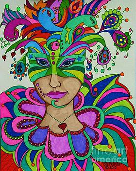 Angelique by Alison Caltrider