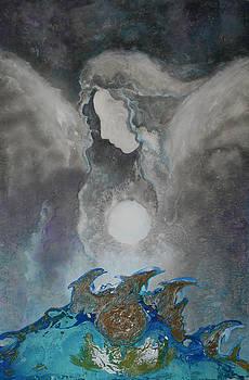 Angels And Dolphins Healing Sanctuary by Alma Yamazaki