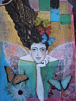 Angels in my Bag by Johanna Virtanen