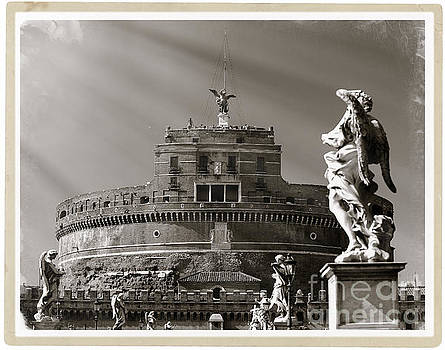 Angels in Rome by Stefano Senise