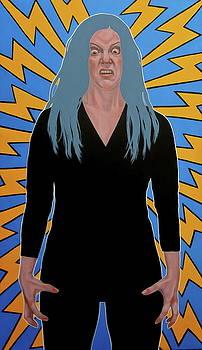 Anger by Jovana Kolic