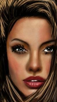 Angilina  by Pat Carafa