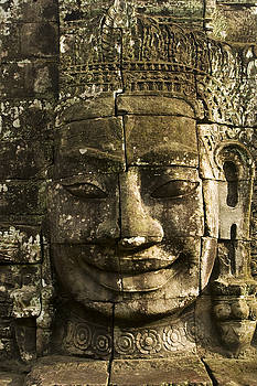 Jed Holtzman - Angkor Wat Face