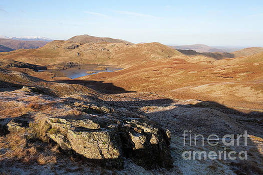 Angle Tarn under Angletarn Pikes by Gavin Dronfield