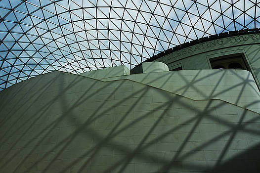 Chris Coffee - Angles, British Museum, London, England