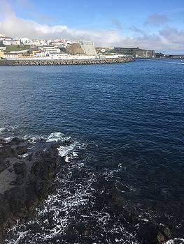 Angra do Heroismo, Azores by Kelly Hazel