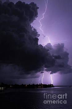 Angry Cloud by Quinn Sedam