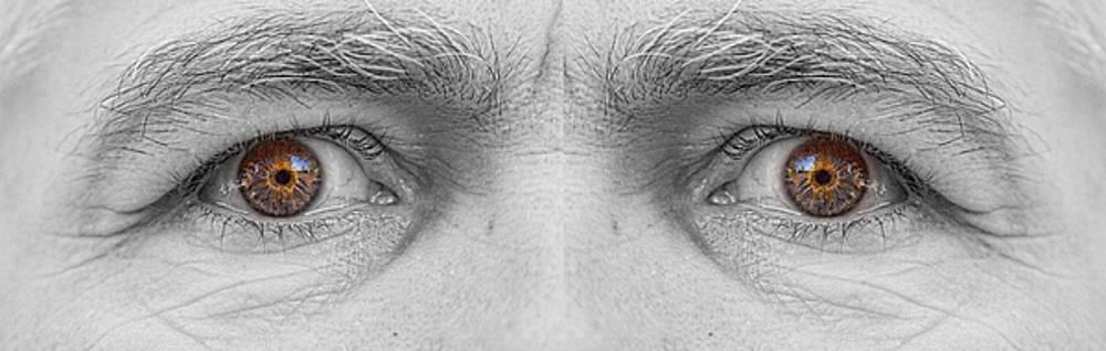 James BO  Insogna - Angry Eyes