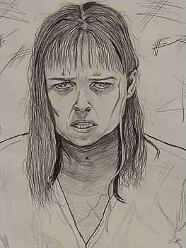 Angry by Sherri Ward