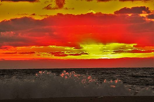Buddy Scott - angry sunrise