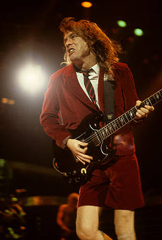 Rich Fuscia - Angus Young