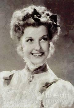 Mary Bassett - Anita Louise, Vintage Actress