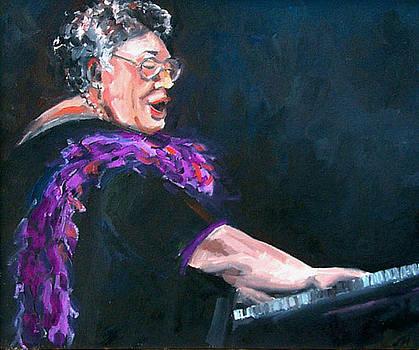 Ann Rabson-Music Makin' Mama by Jackie Merritt