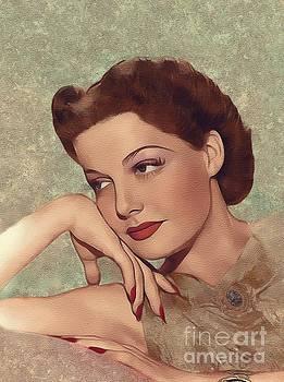 Mary Bassett - Ann Sheridan, Hollywood Legend