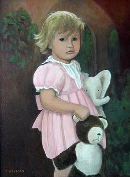 Anna and Playmates by Frances  Dillon