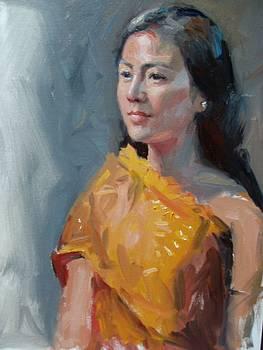 Anna by Dianne Panarelli Miller