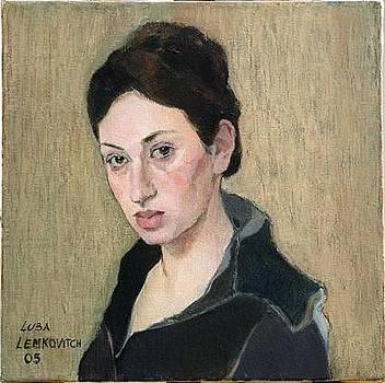 Anna by Liubov Meshulam Lemkovitch