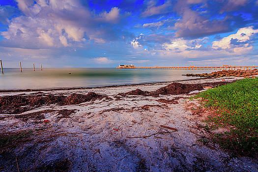 Anna Maria City Pier by Doug Camara