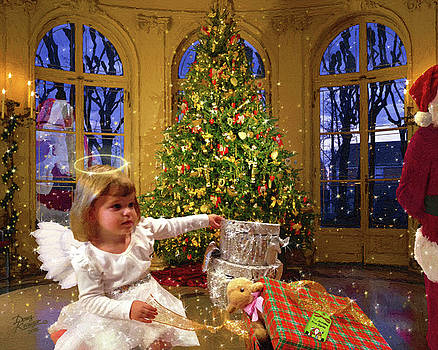 Doug Kreuger - Annalise and Santa