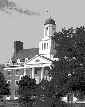 Anne Arundel Hall by Christopher Kerby