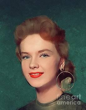 Mary Bassett - Anne Francis, Hollywood Legend
