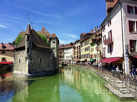 Annecy by Irina Hays