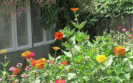 Anne's Flower Garden by Tambra Nicole Kendall