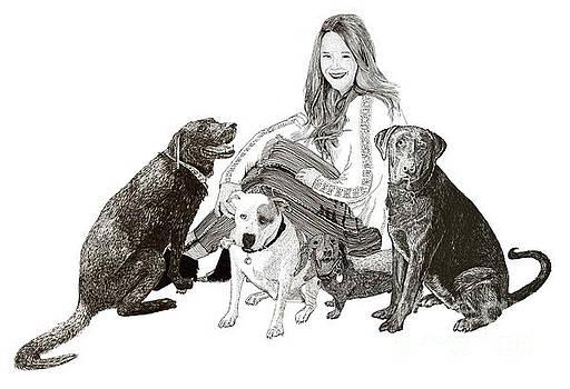 Jack Pumphrey - Annie and her friends