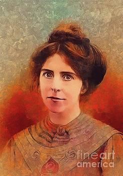 Mary Bassett - Annie Kenney, Suffragette