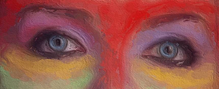 Annie s Eyes by Steve K
