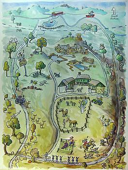 Annie's Farm by Michael Stancato
