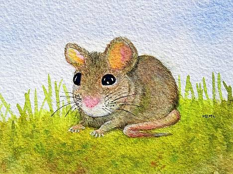 Ann's Mouse by Mary Ellen Mueller Legault