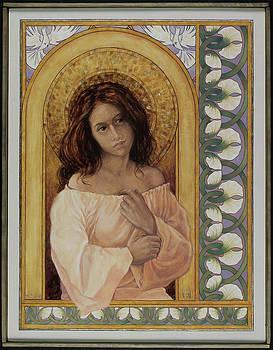 Annunciation by Jennifer Soriano
